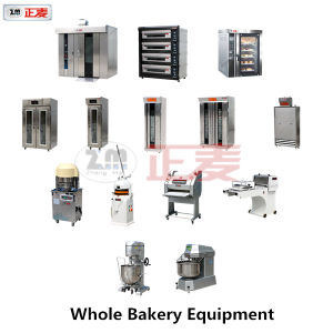 Price of Industrial Oven Crumbs Laguna Bakery Machines Machinery Gas Oven Trays Rack Shelves Design Process Prices (ZMZ-32M) pictures & photos