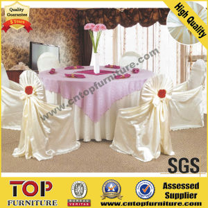 Hotel Banquet Table Cloth Chair Cover pictures & photos