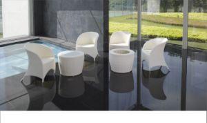 PE Rattan Leisure Sofa Livingroom Outdoor Furniture pictures & photos