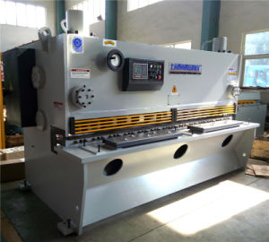 Customized Most Popular Hydraulic Nc Guillotine Shear Machine pictures & photos