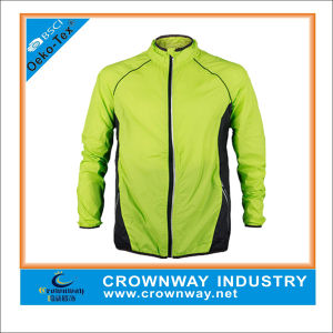 High Quality Waterproof Windbreaker Good Looking Jacket with Fashion Design pictures & photos