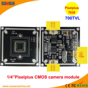 CMOS 700tvl CCTV Camera Module pictures & photos