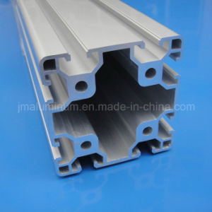 White Powder Coated Aluminum Profile pictures & photos