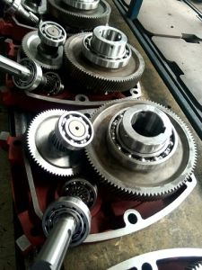 Shaft Mounted Reducer Smr Series Cast Iron Geared Reducer Unbelieveable Price pictures & photos