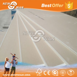 12mm Standard Paper Faced Gypsum Board / Gypsum Plasterboard pictures & photos