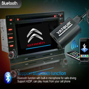 Safety Driving Car Bluetooth Kit for Citroen pictures & photos