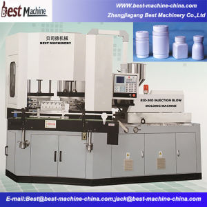 Bsd-30d Injection Blow Molding Machine for Making Plastic Bottle pictures & photos
