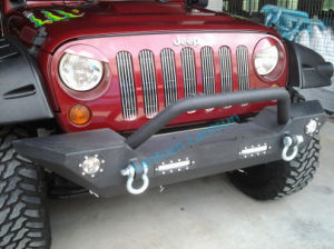 Front Steel Bumper for 2007+ Jeep Jk Car Accessories for Jeep Wrangler pictures & photos