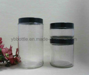 Glass Jars -32oz, Straight-Sided Jars pictures & photos