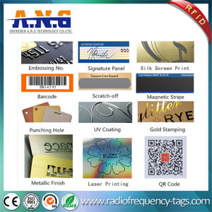 Waterproof Security RFID Smart Card Contactless with 320 Bytes Memory pictures & photos