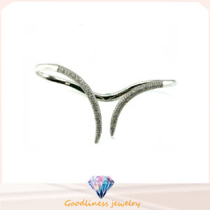 Simple Style Thin 925 Silver Bangles Bracelet Fashion Bracelet for Women (G41257) pictures & photos
