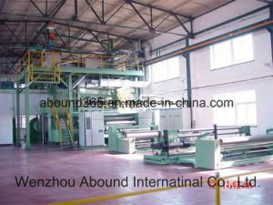Single S PP Spunbond Non-Woven Fabric Production Line for PP pictures & photos
