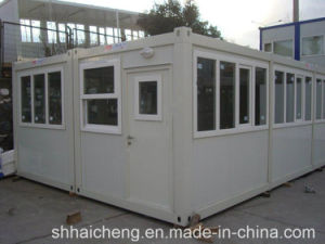 Modern Portable / Prefab Foldable Container House pictures & photos