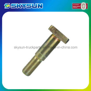 Zinc Plated Alloy Wheel Nut Bolt for Hino Gh Front pictures & photos