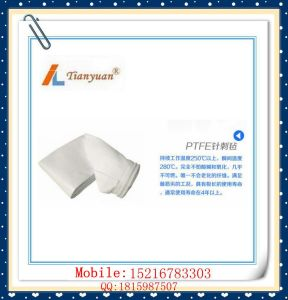 100% PTFE Filter Bag pictures & photos