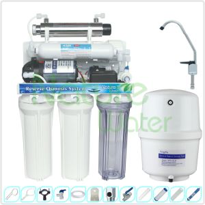 Six Stage RO Water Purifier with UV Sterilizer pictures & photos