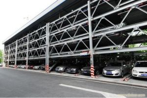 PLC Control Auto Mechanical Garage Vertical Puzzle Automatic Smart Car Parking System pictures & photos