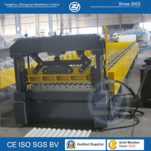 Steel Roof Cold Roll Forming Machine pictures & photos