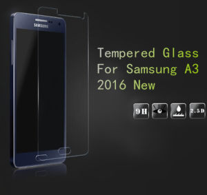 Tempered Glass Screen Protectorfor Samsung A3 (2016) New Ultra Clear pictures & photos