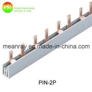 4p Fork Type Copper Busbar Circuit Breaker Busbars pictures & photos