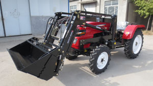 Agricultural Agrden 354 Mini Tractor 4WD with CE Certificate /EPA pictures & photos