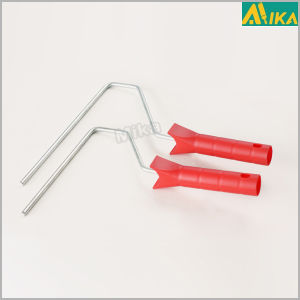 Red Plastic Handle Paint Roller Frame pictures & photos