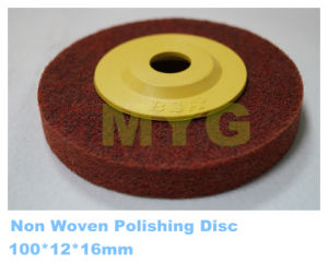 "4""X1/2"" 9p 180# Polishing Disc pictures & photos"