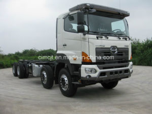 Hino Cargo/Lorry Truck 8X4 pictures & photos