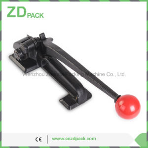 Feedwheel Steel Strapping Tensioner for Steel Strip 13-19mm pictures & photos