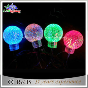 PVC Cable Outdoor Waterproof LED Christmas Lights pictures & photos