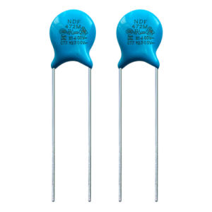 250VAC AC Ceramic Disc Capacitor