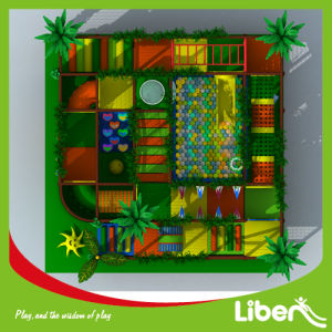 Liben Customized Indoor Kids Playground Structure for Sale pictures & photos