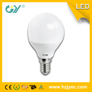 Hot 380lm SMD2835 0.6W 5W B45 LED Lighting Bulb pictures & photos