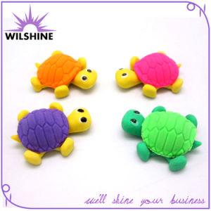 Lovely 3D Tortoise Eraser in Different Colors for Chindren (ER016) pictures & photos