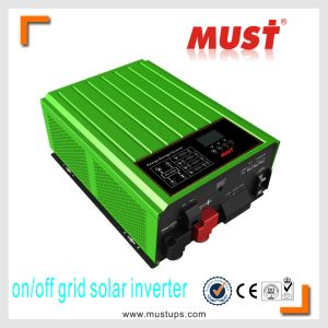 Low Frequncy 3kw Pure Sine Wave on/off Grid Hybrid Inverter pictures & photos