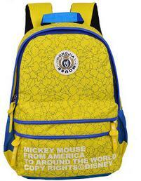 Multi Colors OEM Kid′s Backpack Bags pictures & photos