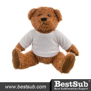 18cm Teddy Bear (Khaki) (TDBE18BR) pictures & photos