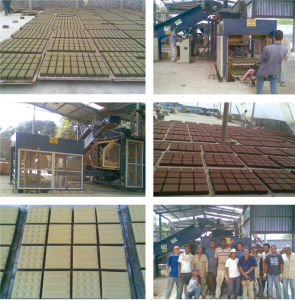 Bamboo Pallet 1100*950 for Brick Making pictures & photos