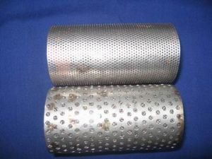 Round Perforated Steel Metal Sheet for Filter pictures & photos