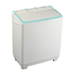 9kg Twin-Tub Top-Loading Washing Machine for Qishuai Model XPB90-9029SC pictures & photos