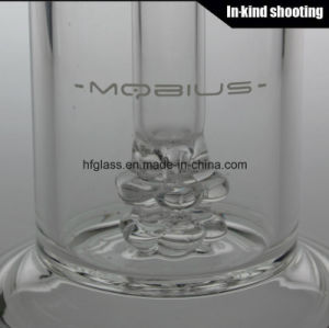 Mobius Clutch Thick Smoking Glass Water Pipe Hookah Hand Blown Heady Tobacco Bubbler Wholesale Glass Pipe pictures & photos