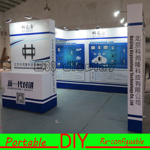 Hot Sale 3*4m Portable Modular Exhibition Display pictures & photos