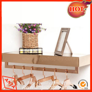 Wall Mount Metal Clothes Display Rack pictures & photos