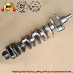 OEM Forging Crankshaft for Porsche, VW, BMW, Toyota, Nissan, Mitsubishi, Ford, Chevy, Subaru, Volvo, FIAT pictures & photos