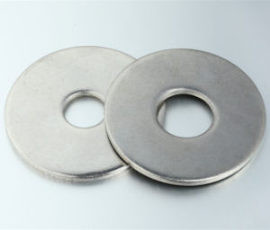 Staineless Steel Superalloy DIN125A Flat Round Washer