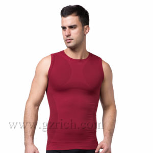 Outdoor Mens Body Shaper Quick Dry Vest pictures & photos