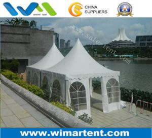 5mx5m Pagoda Tent for Shade Party Festival Event pictures & photos