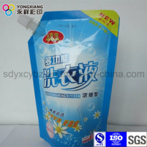 Customized Stand up Launddry Detergent Packaging Bag pictures & photos