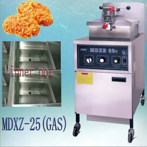 Mdxz-25 Gas Pressure Fryer/Pressure Cooker Fryer pictures & photos