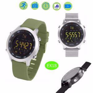 Hot Selling 50meter Waterproof Smart Watch Ex18 pictures & photos